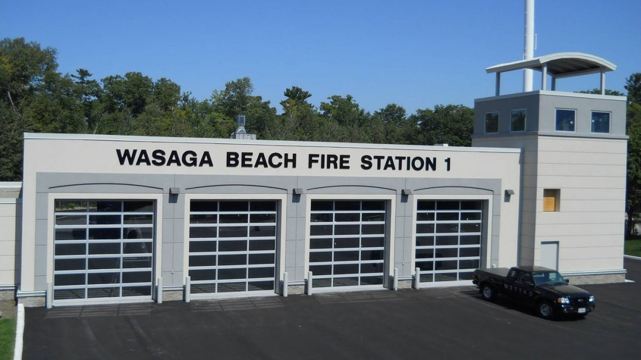 Wasaga-Beach-Fire-Hall